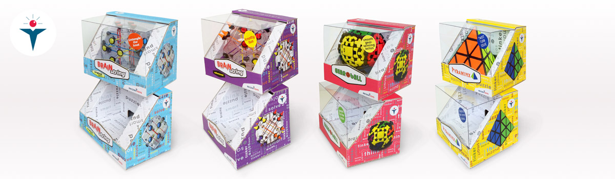 RecentToys - puzzlegames for the brain