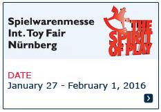 Toyfair 2016 - Spielwarenmesse