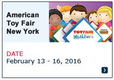 Toyfair NY 2016 - Toyfairny