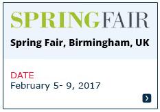 Spring Fair - Birmingham 2017