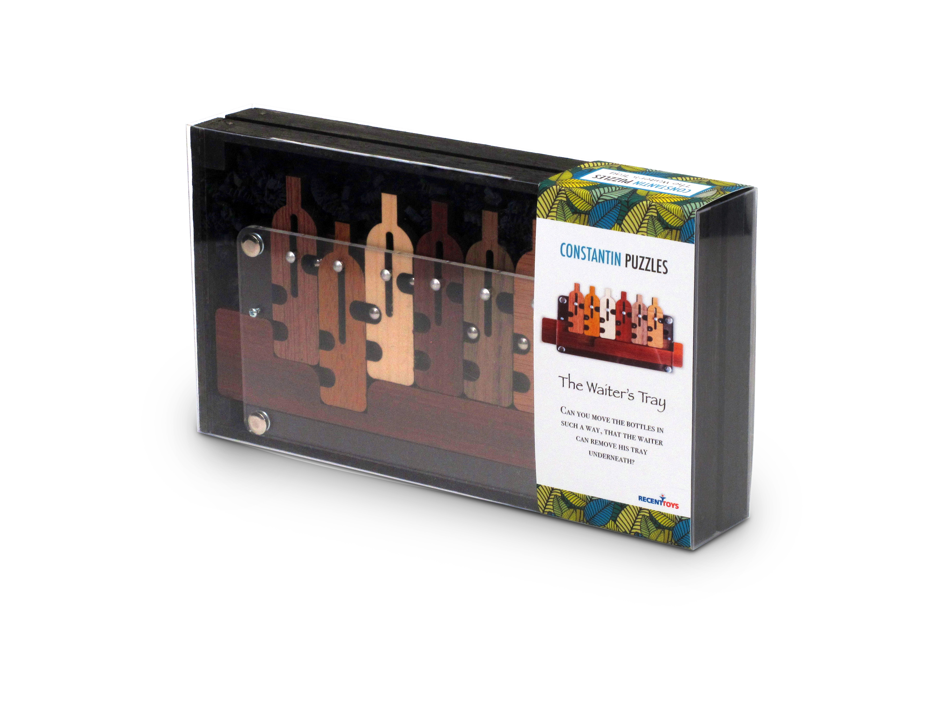 RecentToys - The Waiter's Tray - Constantin - Recent Toys -Packaging